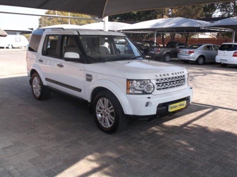 Land Rover Discovery 5.0 2012 photo - 3