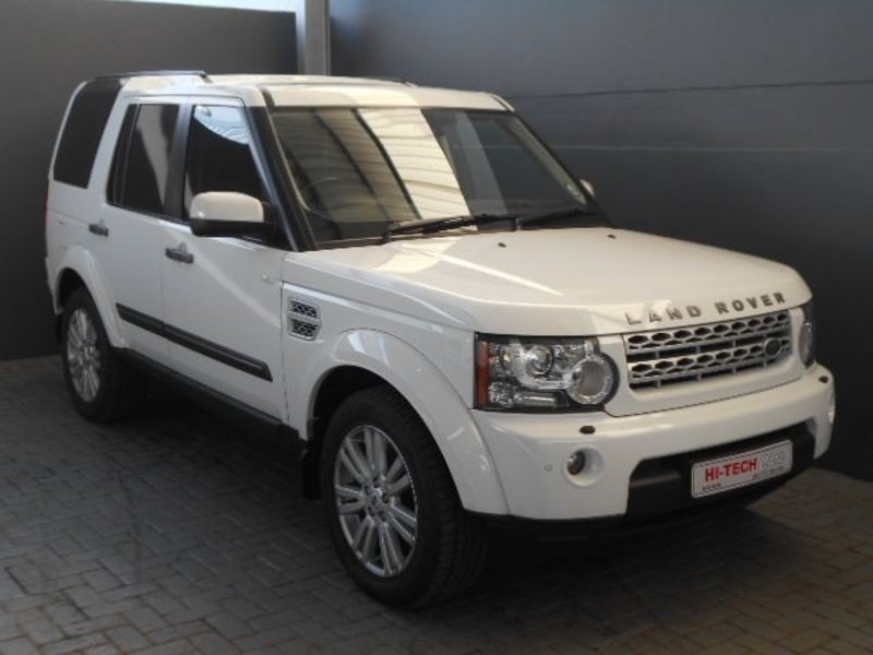Land Rover Discovery 5.0 2012 photo - 4