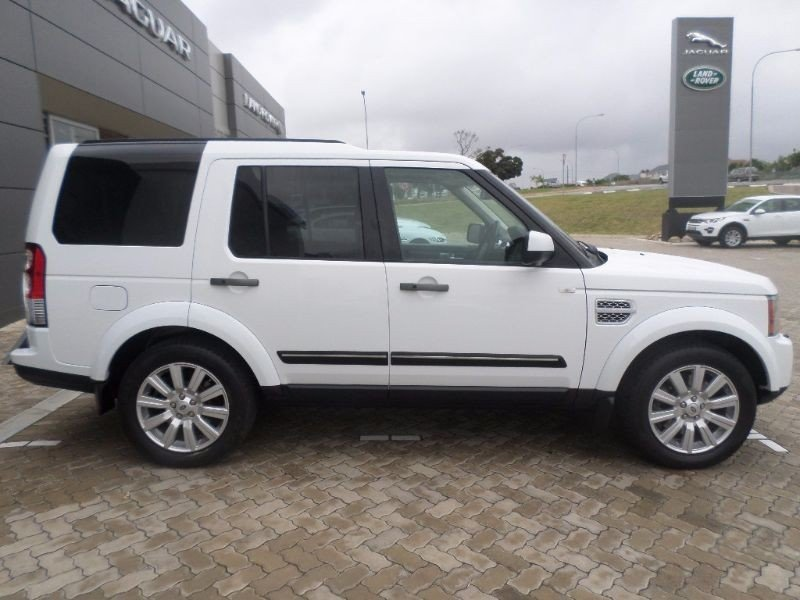 Land Rover Discovery 5.0 2012 photo - 5