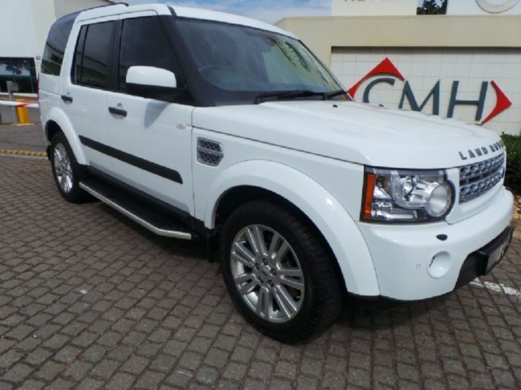 Land Rover Discovery 5.0 2012 photo - 6