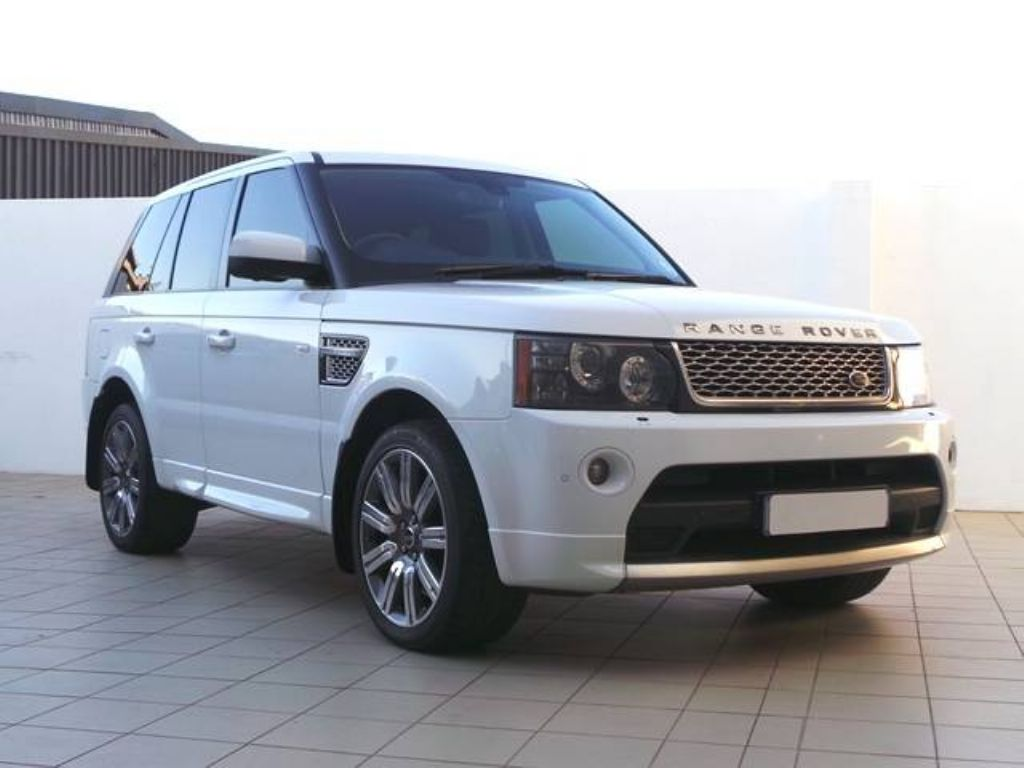 Land Rover Discovery 5.0 2012 photo - 7