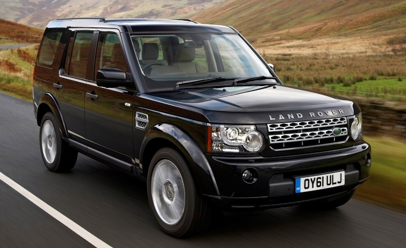 Land Rover Discovery 5.0 2012 photo - 8