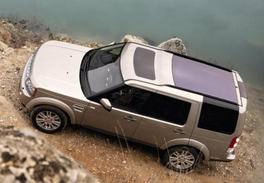 Land Rover Discovery 5.0 2012 photo - 9