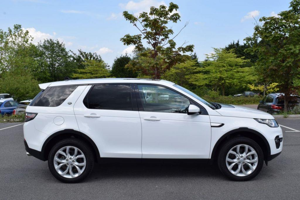 Land Rover Discovery Sport 2.0 2014 photo - 1