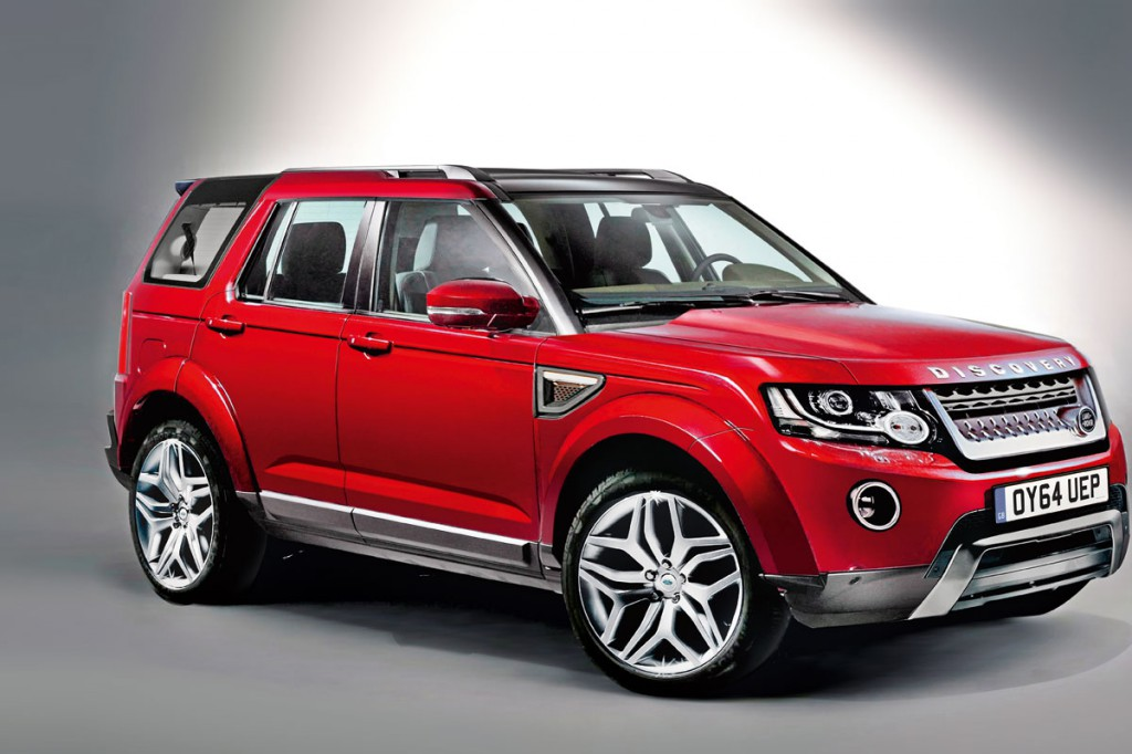 Land Rover Discovery Sport 2.0 2014 photo - 10