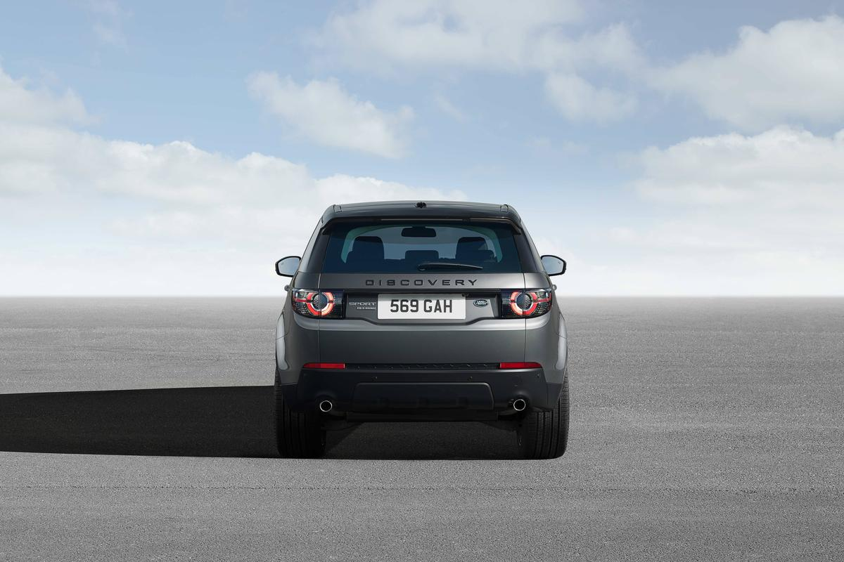 Land Rover Discovery Sport 2.0 2014 photo - 11