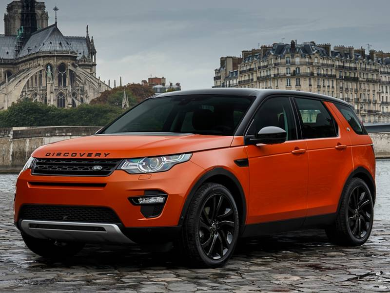 Land Rover Discovery Sport 2.0 2014 photo - 12