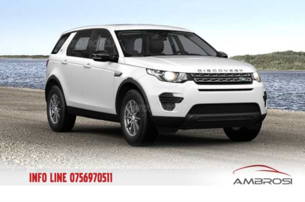 Land Rover Discovery Sport 2.0 2014 photo - 2