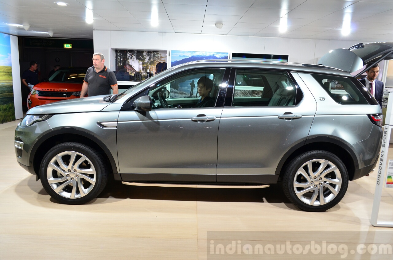 Land Rover Discovery Sport 2.0 2014 photo - 3