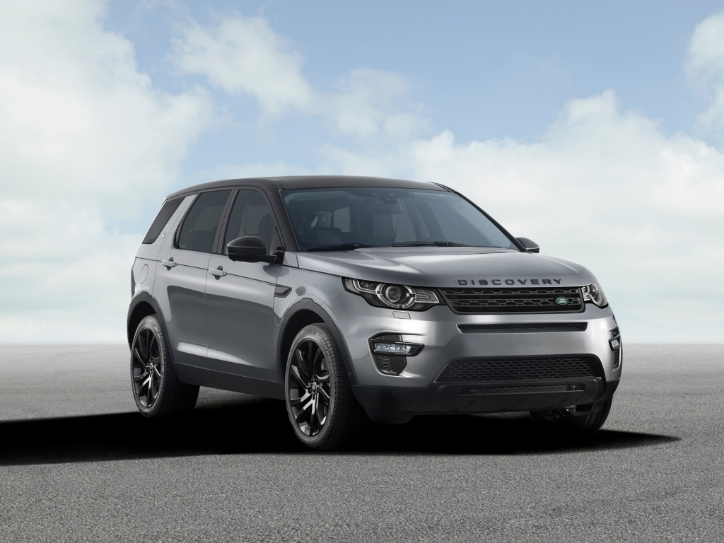 Land Rover Discovery Sport 2.0 2014 photo - 4