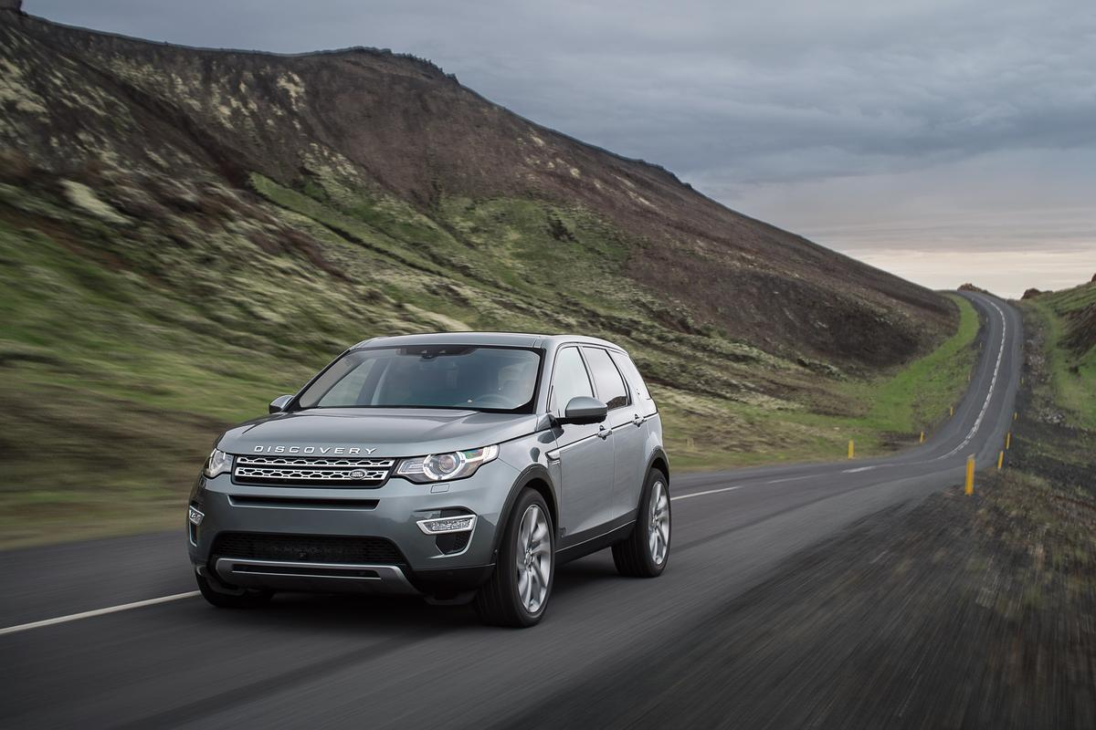 Land Rover Discovery Sport 2.0 2014 photo - 5
