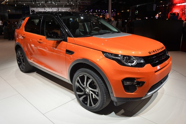 Land Rover Discovery Sport 2.0 2014 photo - 6