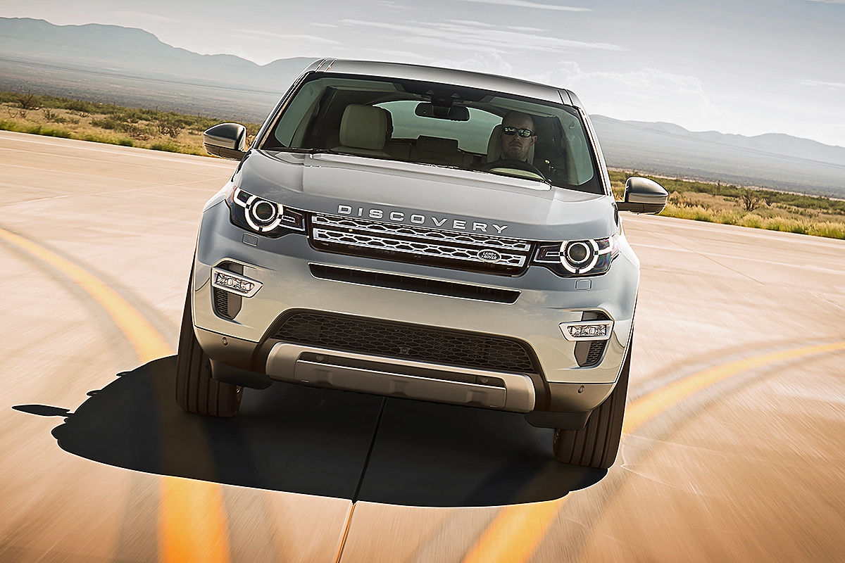 Land Rover Discovery Sport 2.0 2014 photo - 7