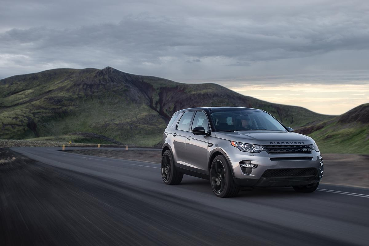 Land Rover Discovery Sport 2.0 2014 photo - 8