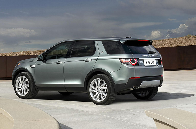 Land Rover Discovery Sport 2.0 2014 photo - 9
