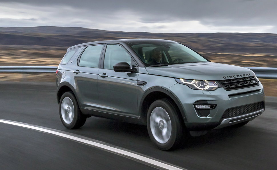 Land Rover Discovery Sport 2.2 2014 photo - 12