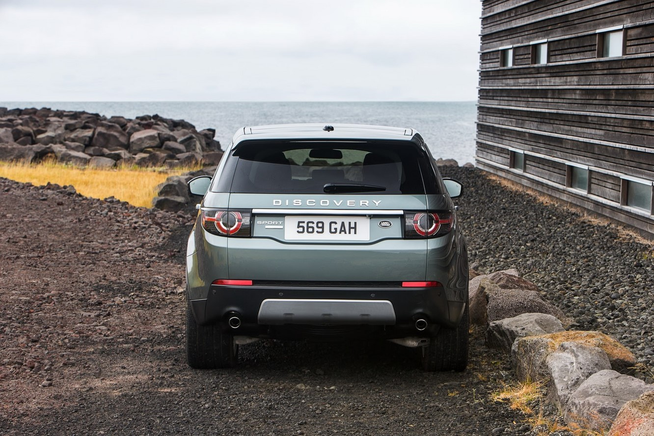 Land Rover Discovery Sport 2.2 2014 photo - 3