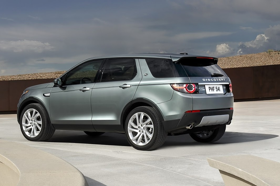 Land Rover Discovery Sport 2.2 2014 photo - 6