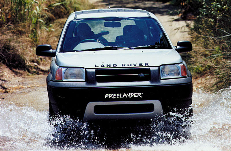 Land Rover Freelander 2.0 1998 photo - 10