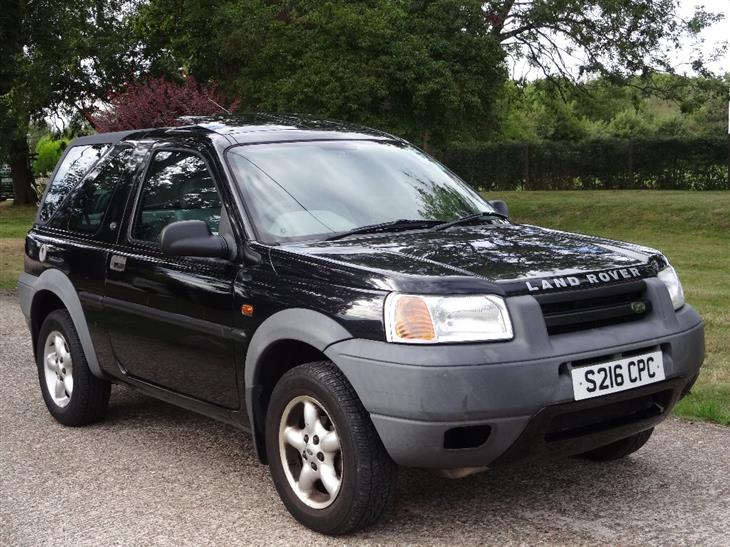 Land Rover Freelander 2.0 1998 photo - 12