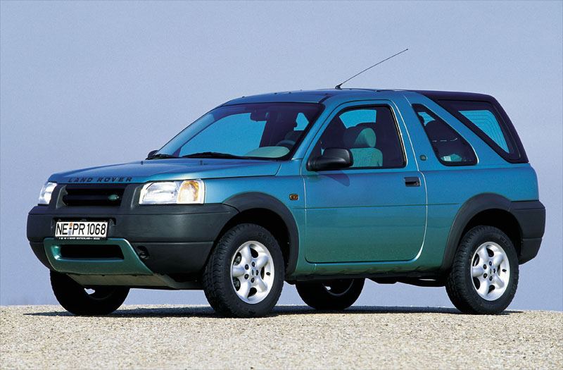 Land Rover Freelander 2.0 1998 photo - 2