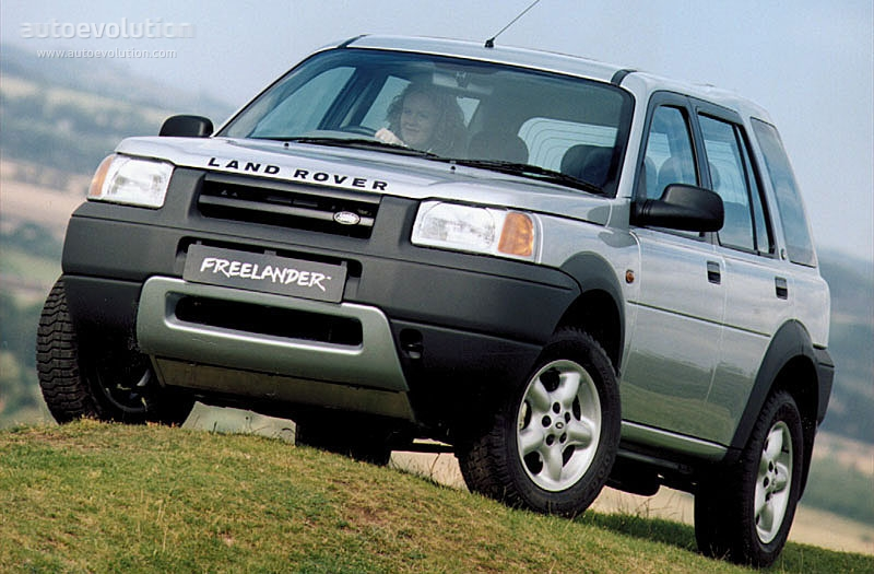 Land Rover Freelander 2.0 1998 photo - 4