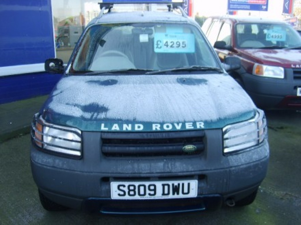Land Rover Freelander 2.0 1998 photo - 5