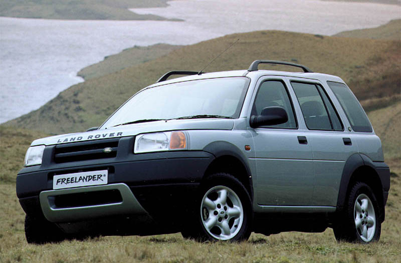 Land Rover Freelander 2.0 1998 photo - 7