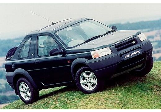 Land Rover Freelander 2.0 1998 photo - 8