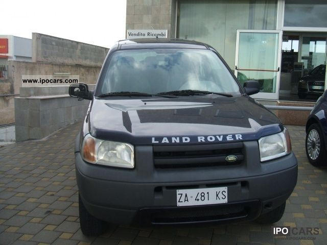 Land Rover Freelander 2.0 2000 photo - 1