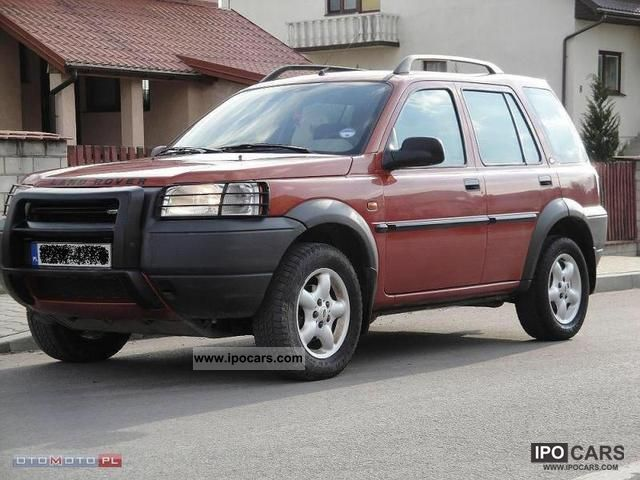 Land Rover Freelander 2.0 2000 photo - 10