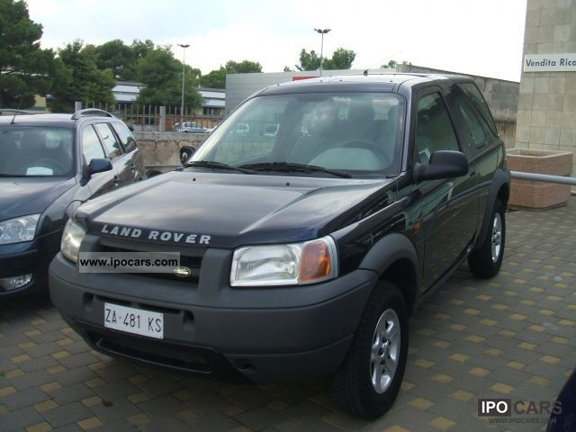 Land Rover Freelander 2.0 2000 photo - 11