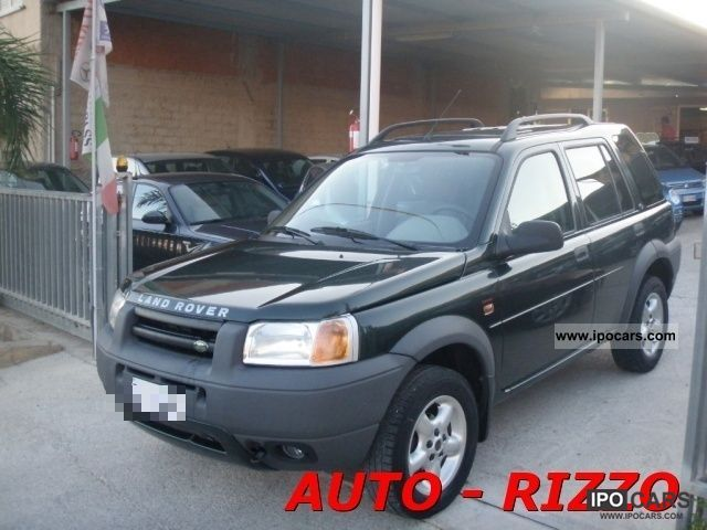 Land Rover Freelander 2.0 2000 photo - 3