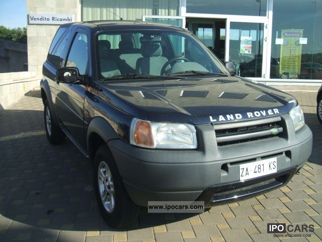 Land Rover Freelander 2.0 2000 photo - 4