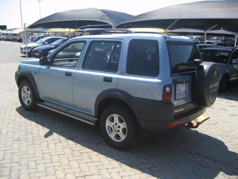 Land Rover Freelander 2.0 2000 photo - 7