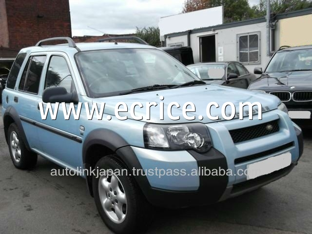 Land Rover Freelander 2.0 2003 photo - 10