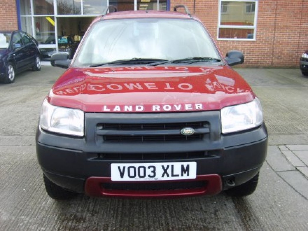 Land Rover Freelander 2.0 2003 photo - 12