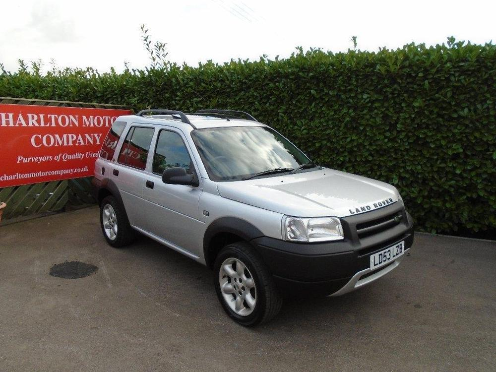 Land Rover Freelander 2.0 2003 photo - 7