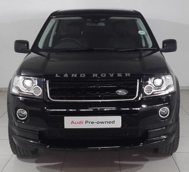 Land Rover Freelander 2.0 2014 Technical Specifications