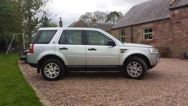 Land Rover Freelander 2.2 2007 photo - 10
