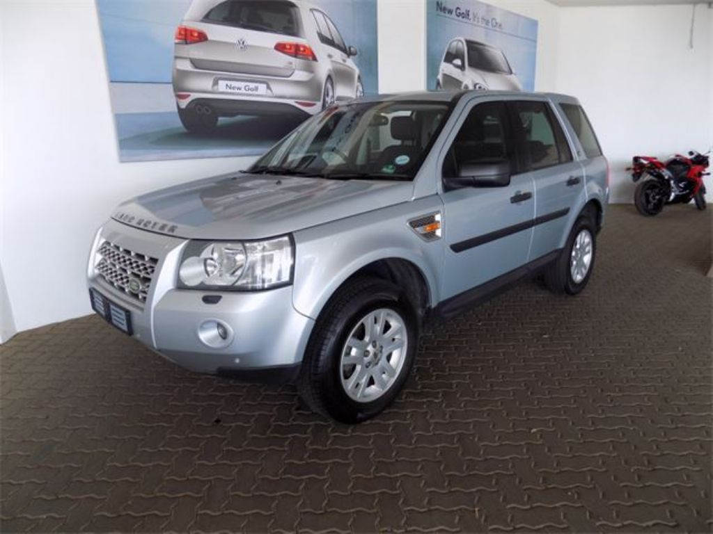 Land Rover Freelander 2.2 2007 photo - 11