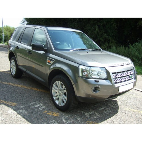 Land Rover Freelander 2.2 2007 photo - 2