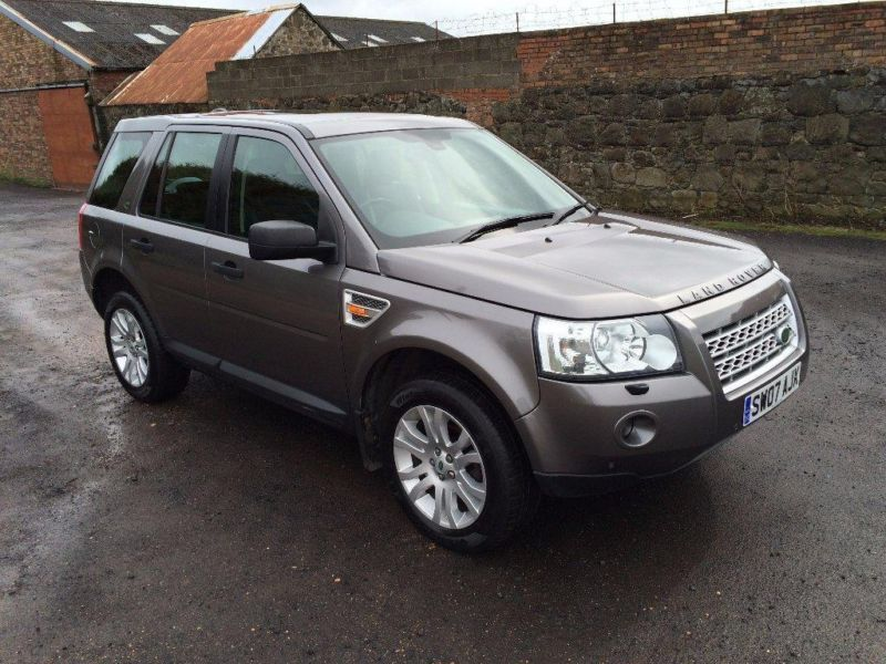 Land Rover Freelander 2.2 2007 photo - 3