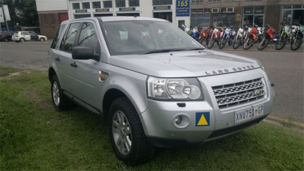 Land Rover Freelander 2.2 2007 photo - 6