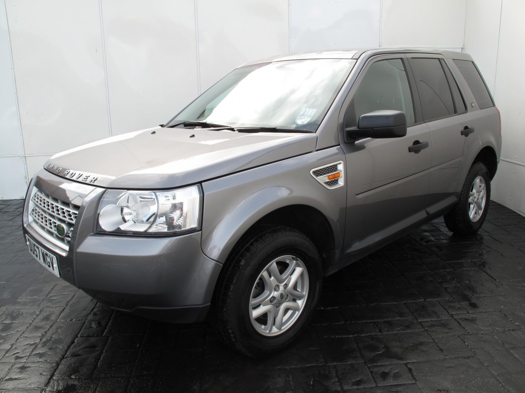 Land Rover Freelander 2.2 2007 photo - 9