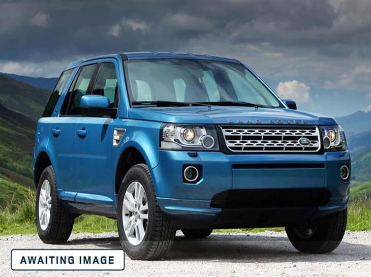 Land Rover Freelander 2.2 2013 photo - 1