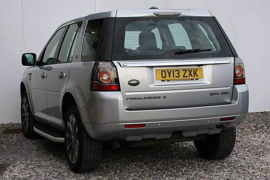 Land Rover Freelander 2.2 2013 photo - 10