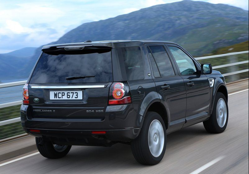 Land Rover Freelander 2.2 2013 photo - 2