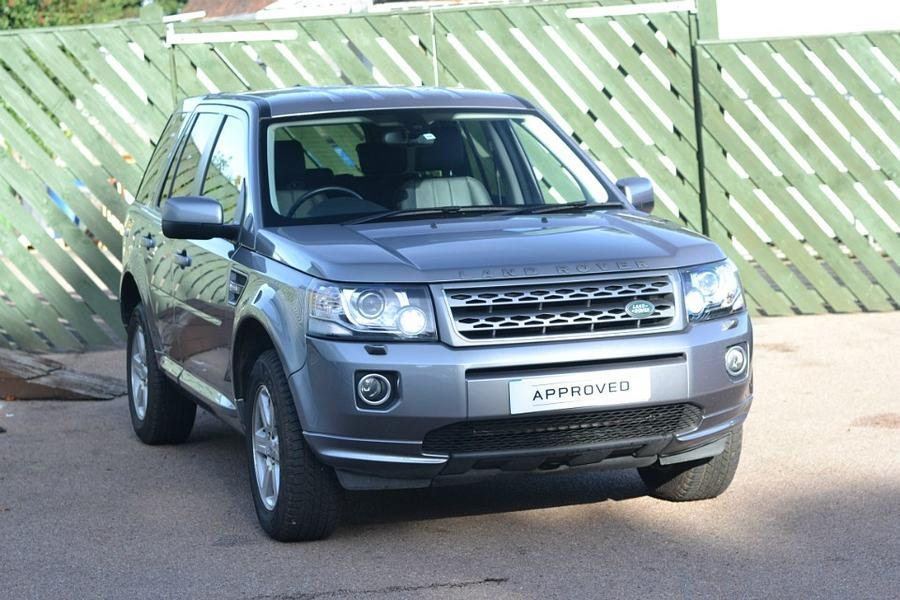 Land Rover Freelander 2.2 2013 photo - 3