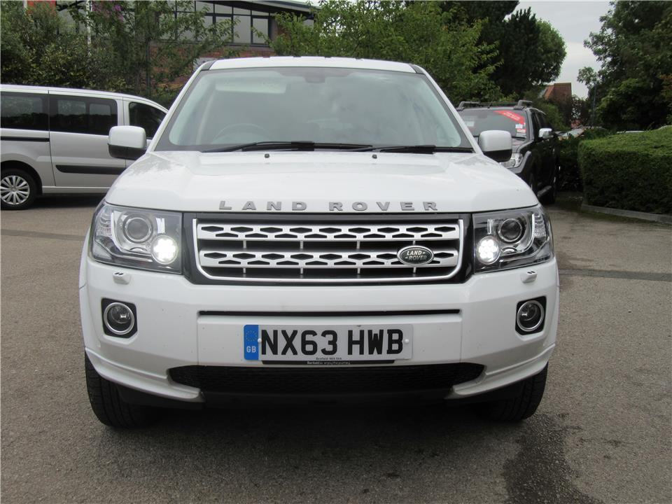 Land Rover Freelander 2.2 2013 photo - 4